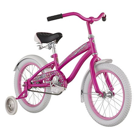 Diamondback Bicycles Youth Girls Mini Della Cruz Complete Cruiser Bike (Bike Youth Polyester)