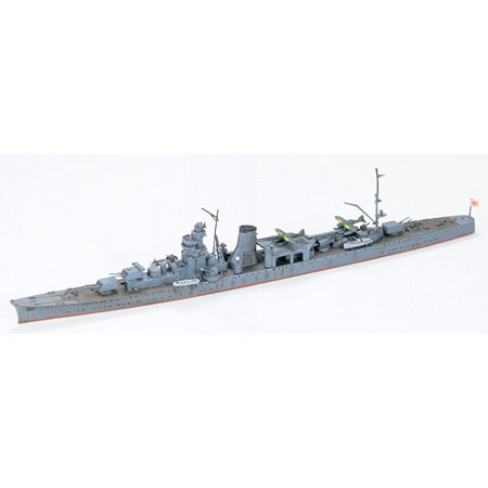 Tamiya Agano Light Cruiser Military Kit - Model Cars