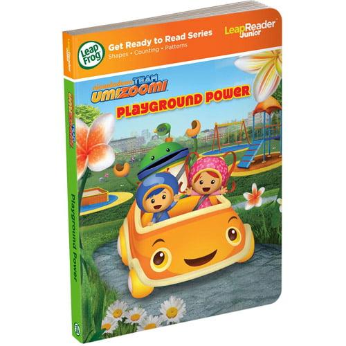 LeapFrog LeapReader Junior Book, Nickelodeon Team Umizoomi