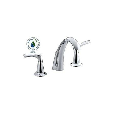 KOHLER/STERLING R37026-4D-CP CHR8/16 Wide Lav Faucet - Walmart.com