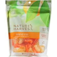 Nature's Harvest Island Trio Dried Fruit, 8 oz