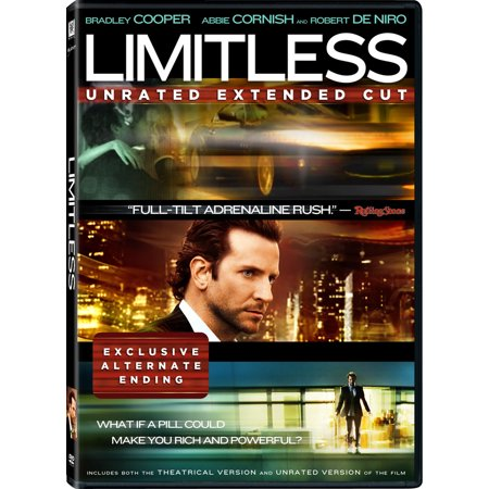 Limitless (Unrated Extended Cut) (DVD) - Halloween 2 Unrated Director's Cut