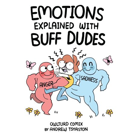 Emotions Explained with Buff Dudes : Owlturd Comix - Dudes With Beards