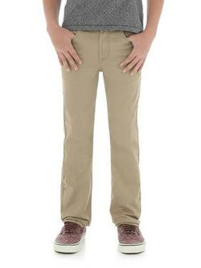 Wrangler Premium Slim Straight Jean (Little Boys, Big Boys, Husky & Slim)