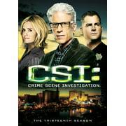 CSI: Crime Scene Investigation: The Thirteenth Season (DVD)