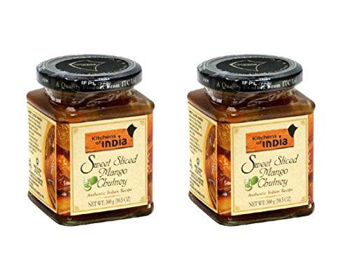 Kitchens of India Chutney Mango Sweet, 2 Pack by Kitchens of India