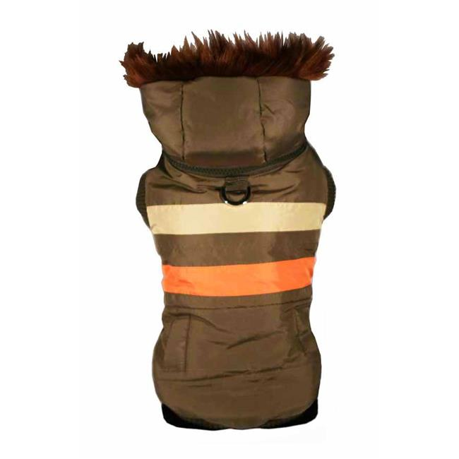 Hip Doggie HD-5OUSV2-XL Extra Large Olive Urban Ski Vest version 2