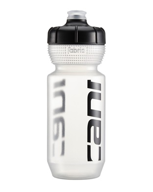 Cannondale Logo Cycling Water Bottle Clear//Green 600ml CP5308U0360