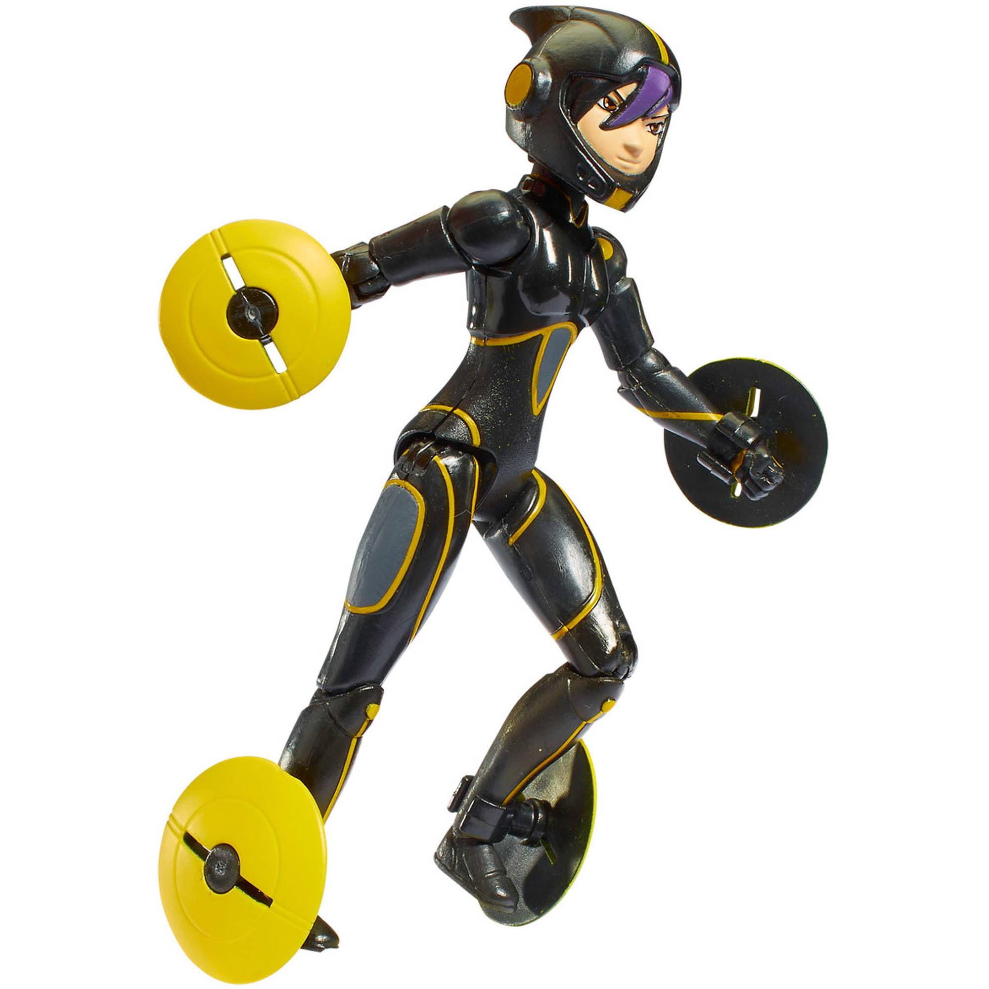 Bandai America Big Hero 6 Basic Figures Stealth Go Go Tomago Walmart Com Walmart Com