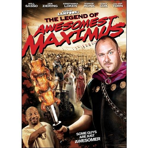 National Lampoon's The Legend Of Awesomest Maximus (Widescreen)