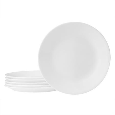 - Corelle Livingware Winter Frost White 6.75