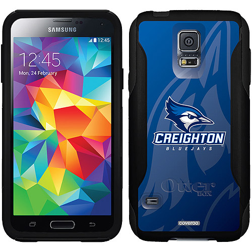 Creighton Watermark Design on OtterBox Commuter Series Case for Samsung Galaxy S5