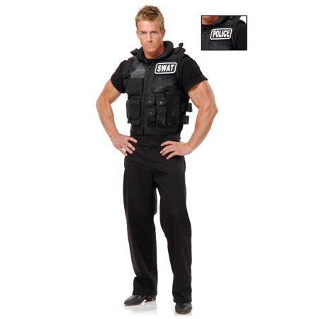 SWAT Team Vest - Swat Team Halloween Costume Kids