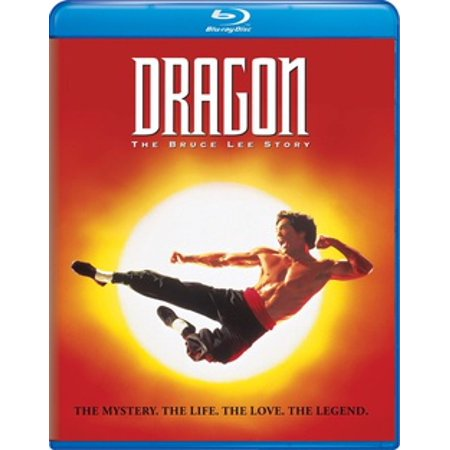 Dragon: The Bruce Lee Story (Blu-ray) (Bruce Lee Enter The Dragon Blu Ray)