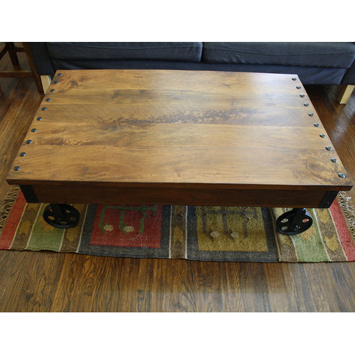 Timbergirl Coffee Table