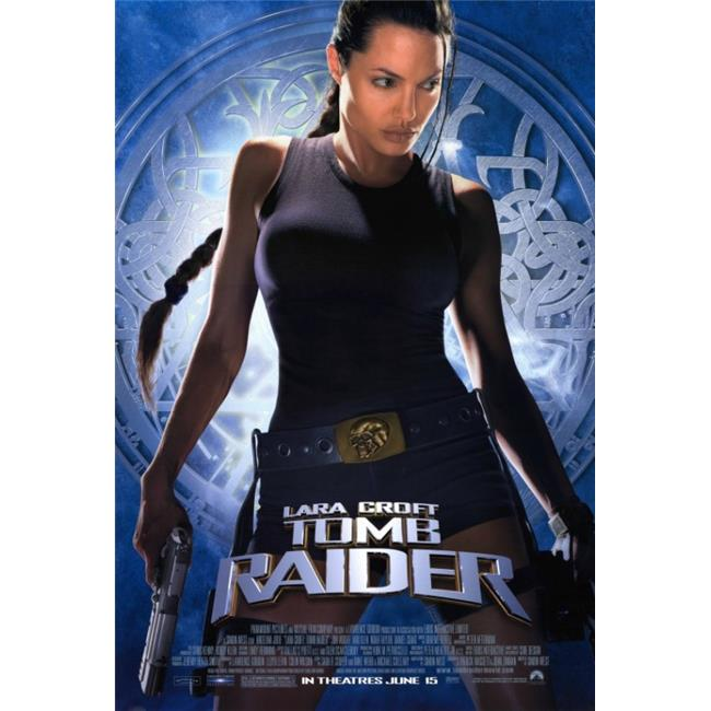 Pop Culture Graphics Movaf1367 Lara Croft Tomb Raider Movie