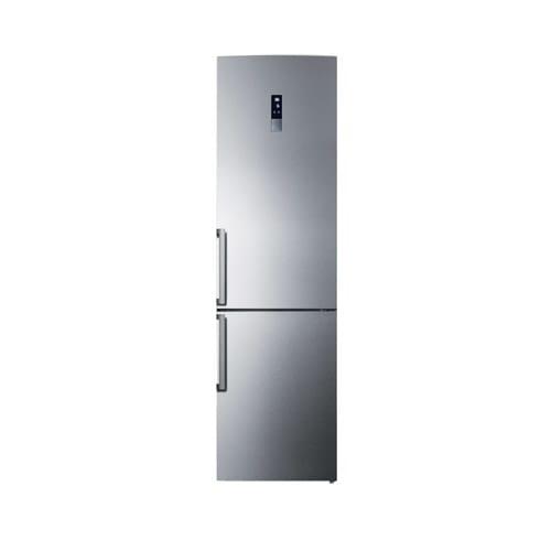 Summit FFBF191SS 13.3 Cu. Ft. Energy Refrigerator with Bottom Freezer