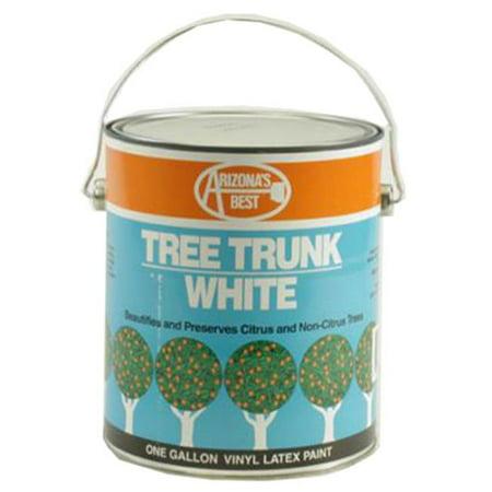 Gro Well 1 Gal White Tree Paint AZP30012