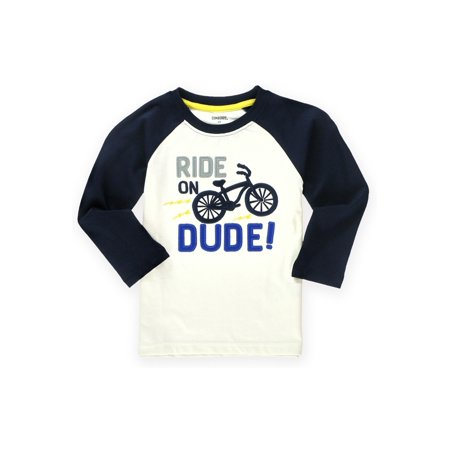 Gymboree Boys Ride On Embellished T-Shirt 094 6-12 mos - Infant