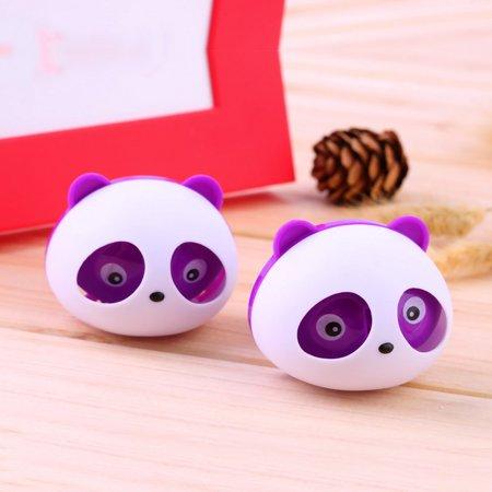 Cute Panda Auto Car Air Freshener Clip Perfume Diffuser for Car Home - image 11 of 13