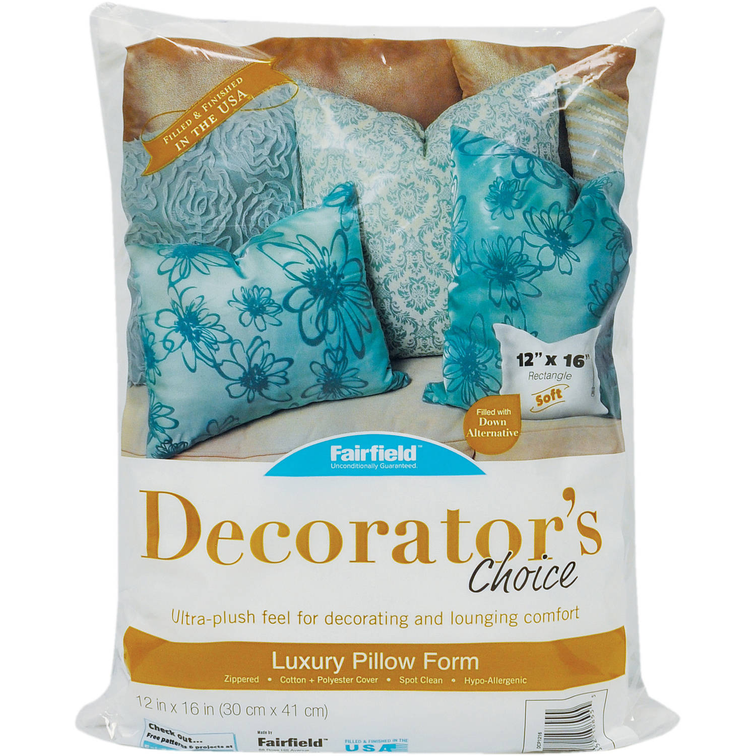 Decorator's Choice Pillow Insert