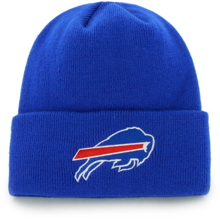 NFL Buffalo Bills Mass Cuff Knit Cap - Fan (Buffalo Bills Retro Hat)