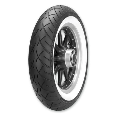 Metzeler ME888 Marathon Ultra Front Motorcycle Tire MT90B-16 (72H) Wide White Wall for Victory V92T Touring Cruiser - Victory Touring Cruiser