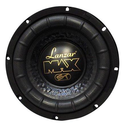 Bruit autour / Driver LANZAR AUDIO MAX8 8 600 Watt Subwoofer pour les petits bo-tiers - image 3 de 5