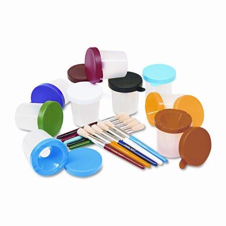 Creativity Street No Spill Paint Cup Set