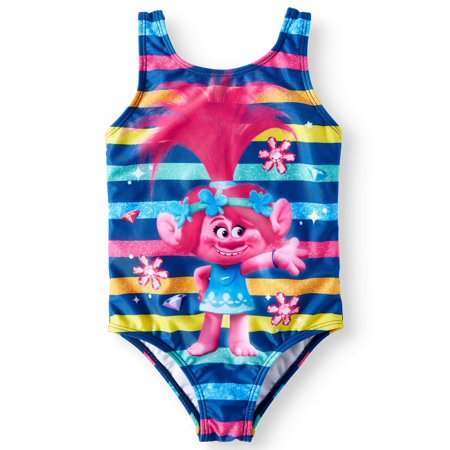 1pc Swimsuit (Toddler Girls) (Private Label Girls Swimsuit)