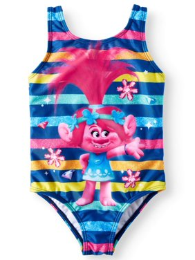e54791222b Product Image Trolls 1pc Swimsuit (Toddler Girls)