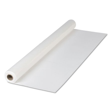 Hoffmaster 114000 Plastic Roll Tablecover, 40