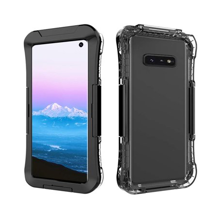 Mignova Galaxy S10E case,Full Sealed Waterproof Dust Proof Shockproof Full Body Underwater Cover Case for Samsung Galaxy S10E 5.8 inch 2019