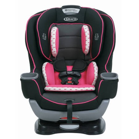 Graco® Extend2Fit Convertible Car Seat - Kenzie