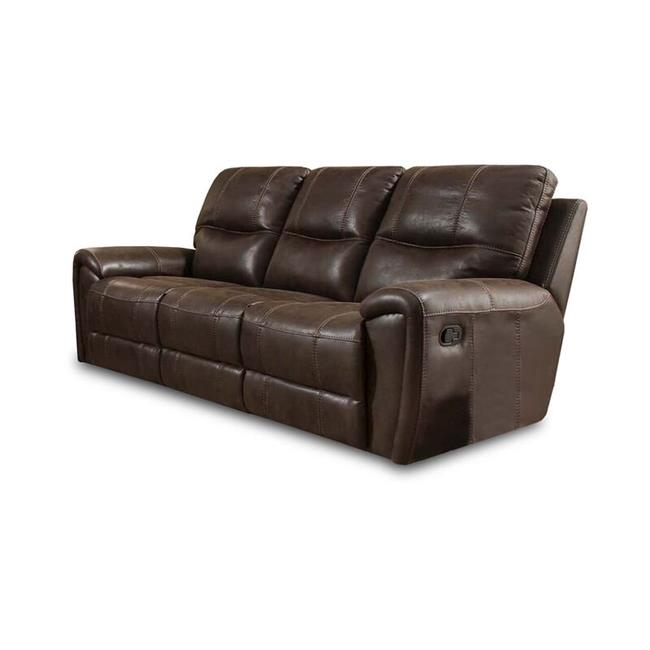 Incroyable Chelsea Home Furniture 5291001 39HR RS DC Desert Chocolate Maryland  Reclining Sofa, Brown