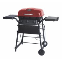 Expert Grill 3 Burner 30,000 BTU Gas Grill with Side Shelves, Red, GBC1916WRS