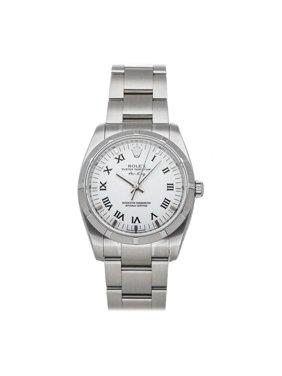 Pre-Owned Rolex Air-King 114210 Watch (2-Year WatchBox warranty)