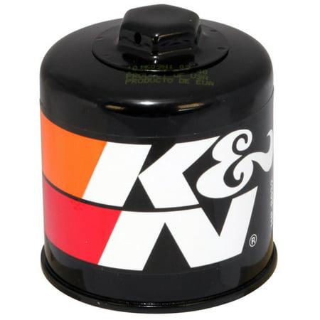 K & N Filters- Powersport HP-8032 Oil Filter Heavy Duty Wrench-Off