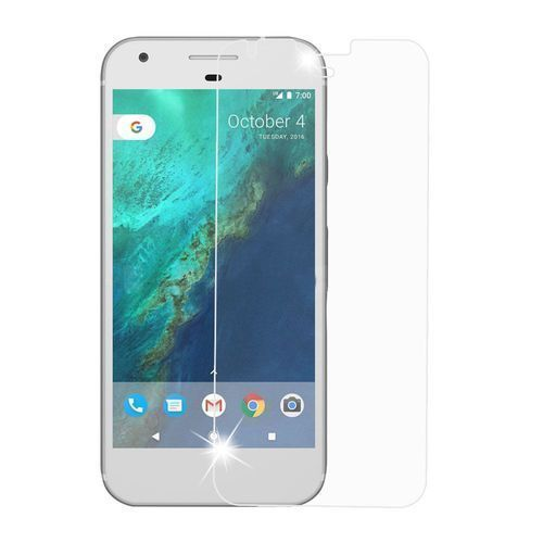 Single Premium Crystal Clear Tempered Glass Screen Protector Cover for Google Pixel XL - AmazingForLess
