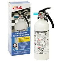 Kidde 5-B:C 3-lb Disposable Marine Fire Extinguisher