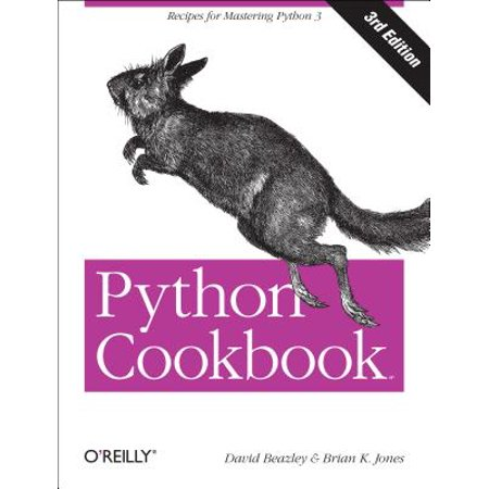 Python Cookbook : Recipes for Mastering Python 3 (Best Distro For Python Development)