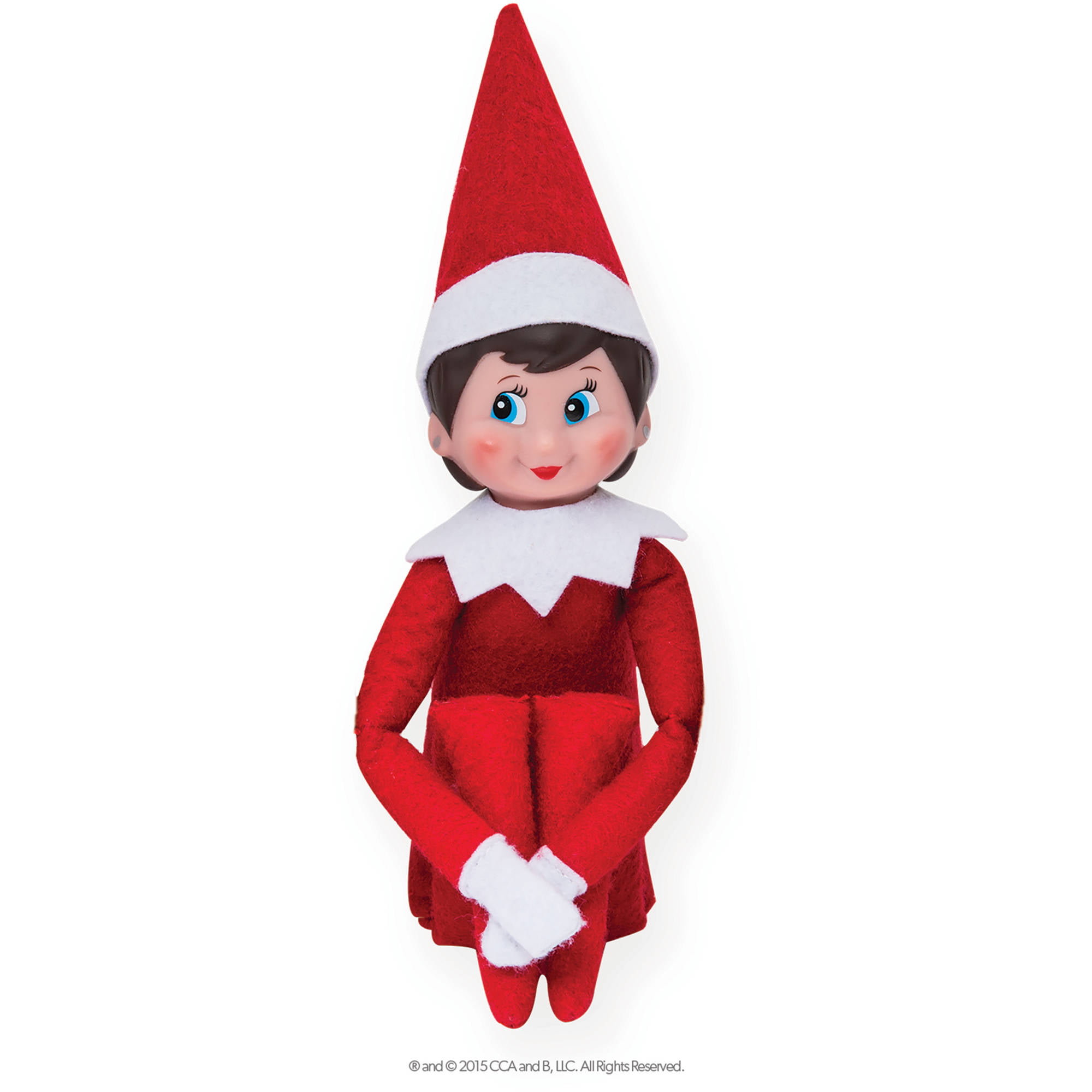 Elf On The Shelf Girl Light Walmart Com