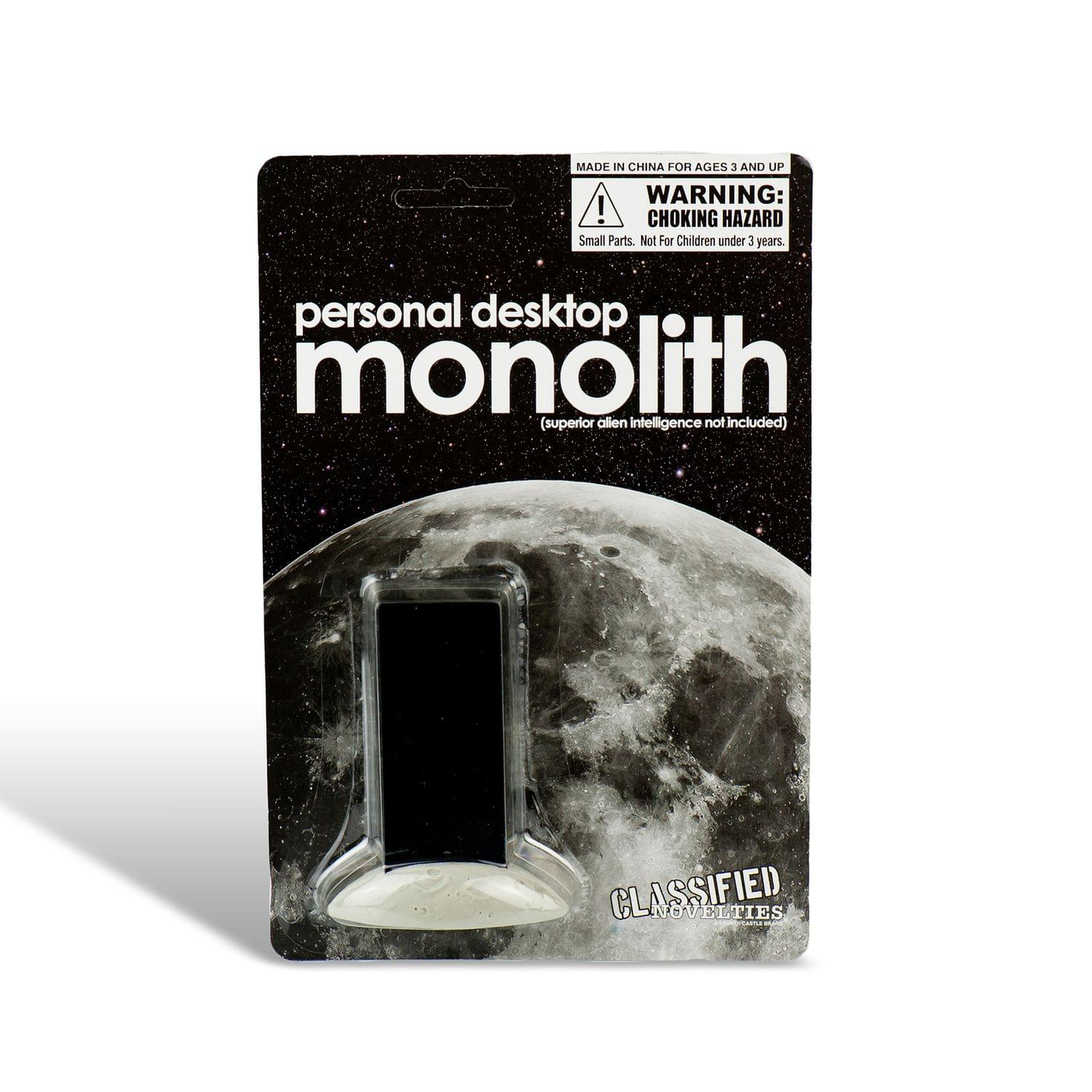 Science Fiction Collectible 2001 A Space Odyssey Monolith Action Figure by Toynk