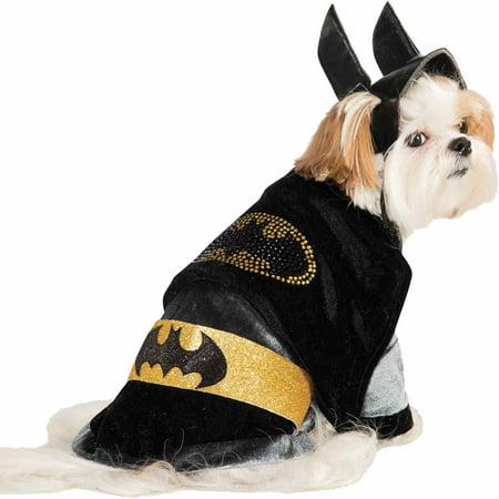 Batman Halloween Pet Costume (Multiple Sizes Available)](Pet Batman Costume)