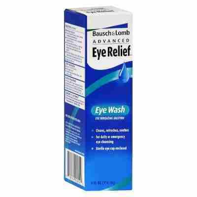 Advanced Eye Relief - Eye Wash - 4oz Bausch And Lomb Eye Wash