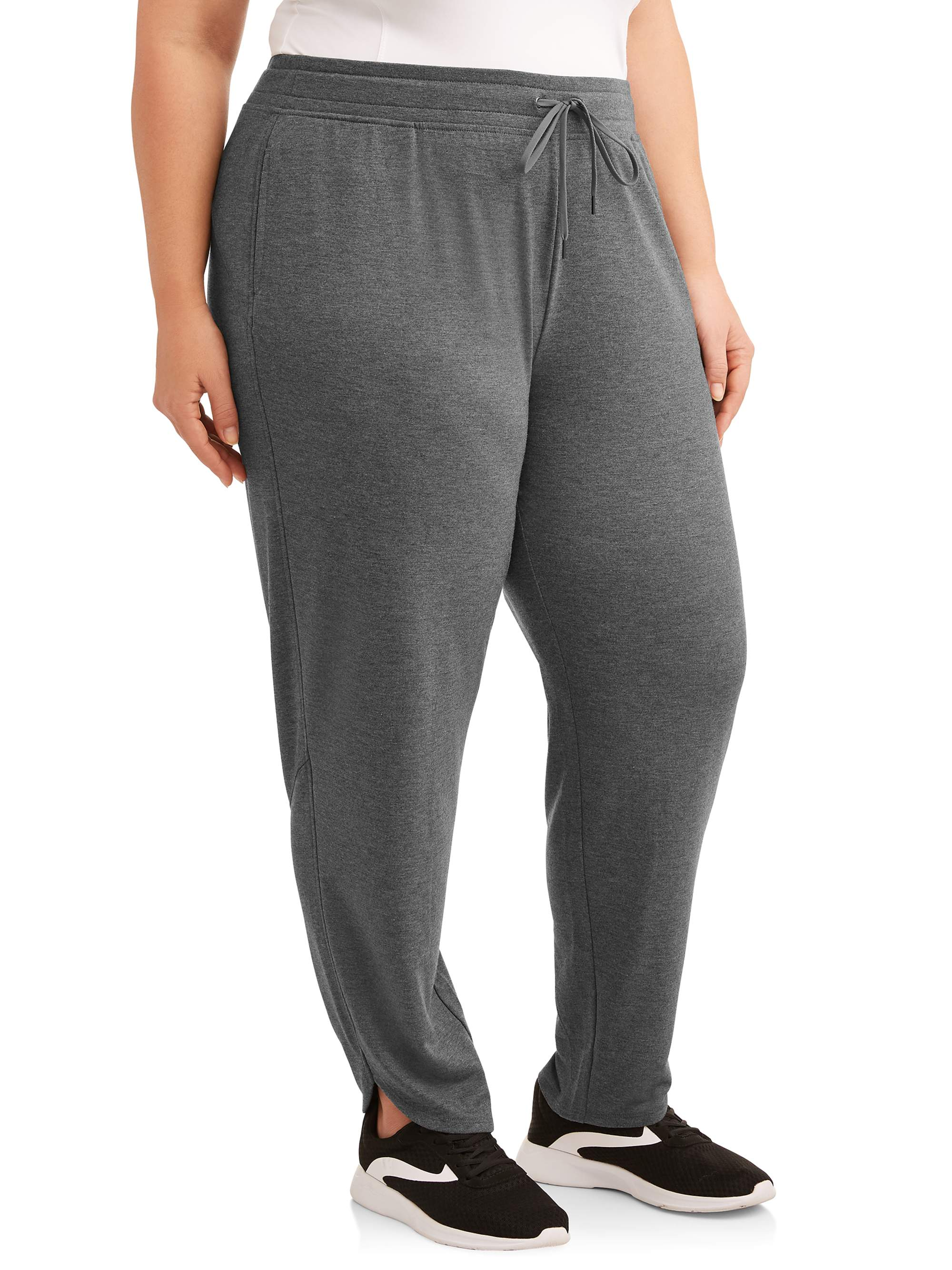 Women's Plus Size Tapered Leg Active Pant