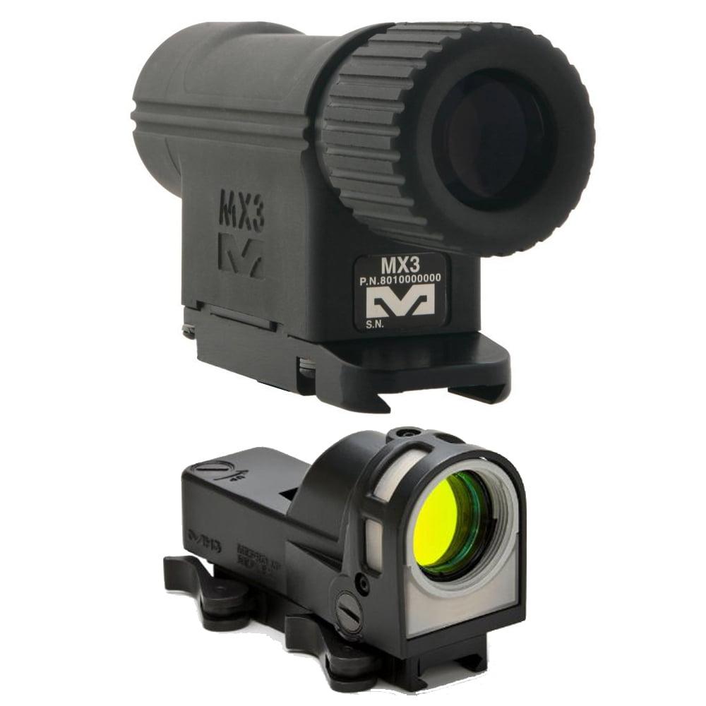 Meprolight M21B Self-Powered Day/Night Reflex Sight w/ MX...