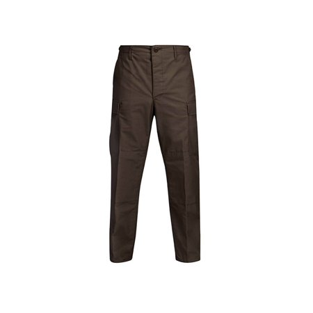 BDU Military Six Pocket 65% Poly 35% Cotton Button Fly Trouser Pant