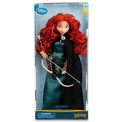 Disney / Pixar Brave Merida Doll