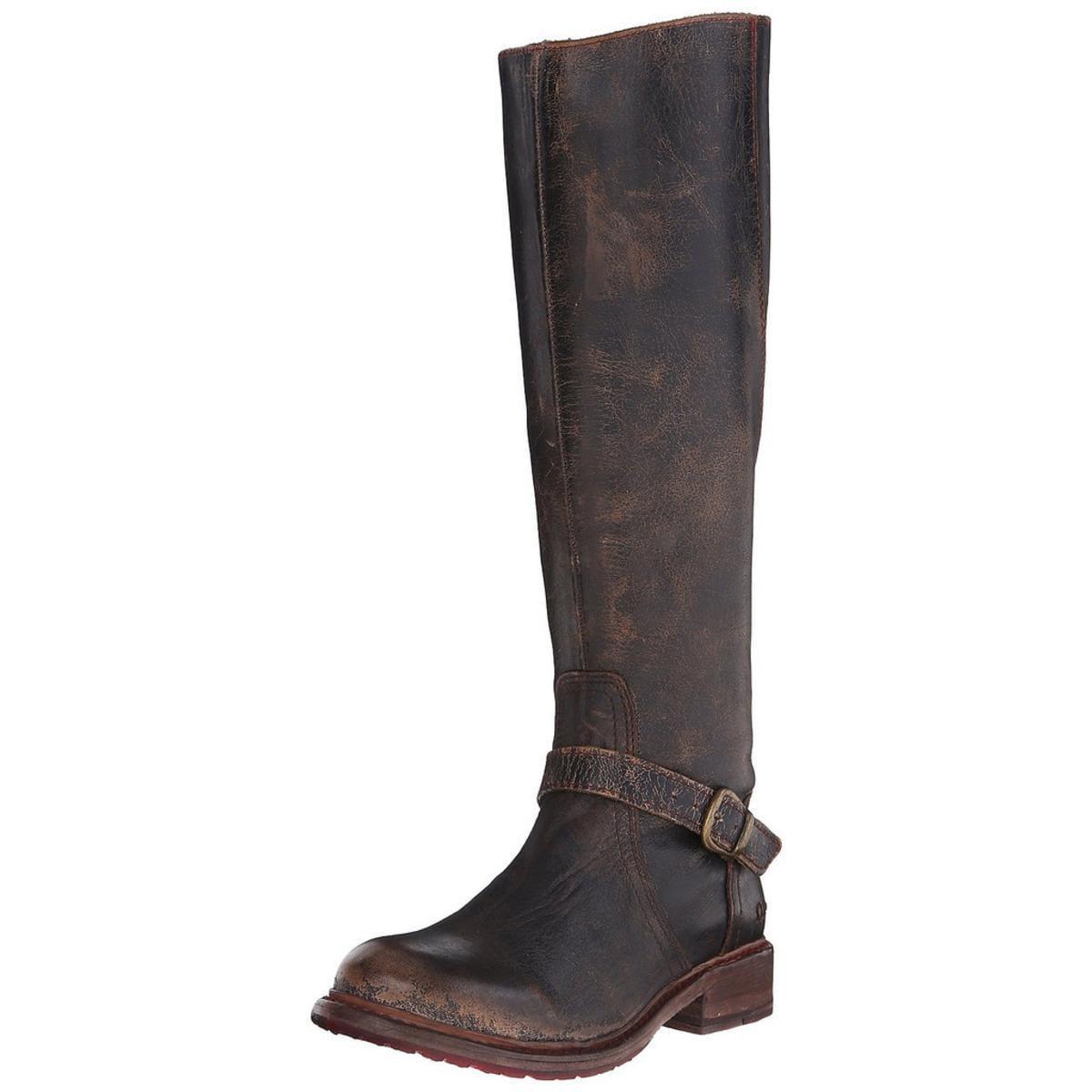 Bedstu Glaye Womens Black Lux Boots